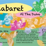City Choir Cabaret at the Duke