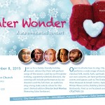 Winter Wonder Concert - City Choir